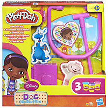 Buy Play-Doh Doc McStuffins Kit Online at johnlewis.com