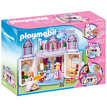 Buy Playmobil My Secret Princess Castle Play Box Online at johnlewis.com
