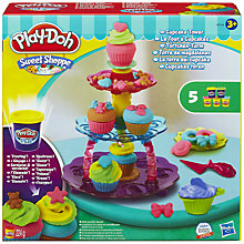 Buy Play-Doh Sweet Shoppe Cupcake Tower Online at johnlewis.com