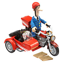 Buy Postman Pat Vehicle and Accessory Set, Assorted Online at johnlewis.com