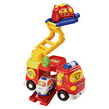 Buy VTech Toot Toot Drivers Big Fire Engine Online at johnlewis.com