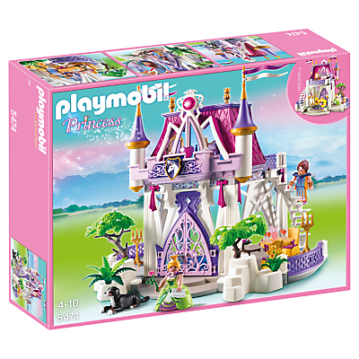 Click here for Playmobil Princess Unicorn Jewel Castle