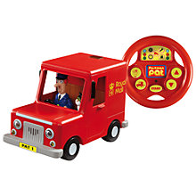 Buy Postman Pat's Drive and Steer Van Online at johnlewis.com
