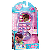 Buy Doc McStuffins Smart Phone Toy Online at johnlewis.com