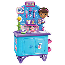 Buy Doc McStuffins Check Up Centre Online at johnlewis.com