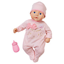 Buy My First Baby Annabell Doll Online at johnlewis.com