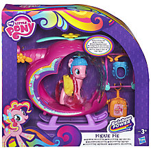 Buy My Little Pony Pinkie Pie Helicopter Playset Online at johnlewis.com