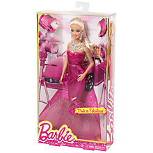 Buy Barbie Pink and Fabulous Doll, Assorted Online at johnlewis.com