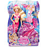 Buy Barbie Pearl Princess Mermaid Doll Online at johnlewis.com