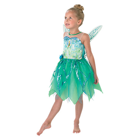 Buy Disney Princess Tinker Bell Fairy Dressing-Up Costume Online at johnlewis.com