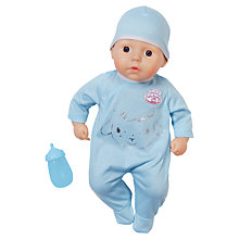 Buy My First Baby Annabell Brother Online at johnlewis.com