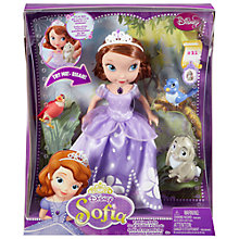 Buy Disney Princess Sofia the First and Talking Friends Online at johnlewis.com