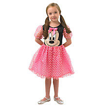 Buy Disney Princess Puffball Minnie Dress, Large Online at johnlewis.com