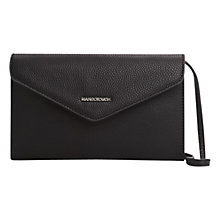 Buy Mango Pebbled Envelope Handbag Online at johnlewis.com