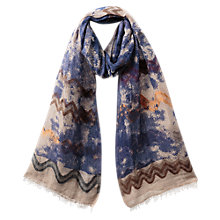 Buy East Wave Stripe Scarf Online at johnlewis.com