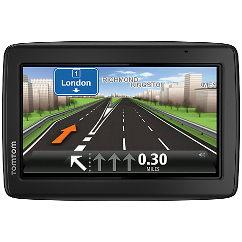 Buy TomTom Start 25 GPS Navigation System, UK & Ireland Maps Online at johnlewis.com