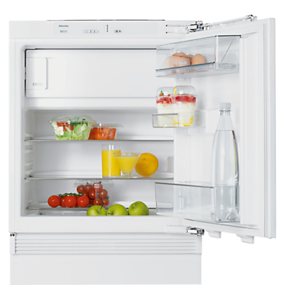 Miele K9124 Ui Integrated Undercounter Fridge with Freezer Compartment A Energy Rating 60cm Wide