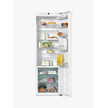 Buy Miele K37272iD Tall Integrated Larder Fridge, A++ Energy Rating, 56-57cm Wide Online at johnlewis.com