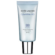 Buy Estée Lauder Cyber White HD Advanced Brightening BB Cream SPF50, 30ml Online at johnlewis.com