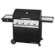 Buy Cadac Meridan 4 Burner Barbecue Online at johnlewis.com