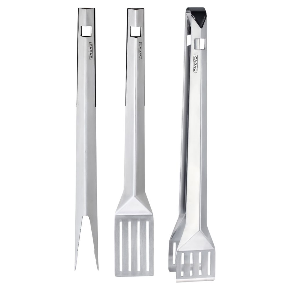 Cadac 3 Piece Stainless Steel Set