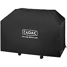 Buy Cadac 2 Burner Stratos Barbecue Cover Online at johnlewis.com