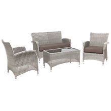 Buy Kettler Lakena Lounge Set Online at johnlewis.com