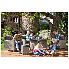 Buy KETTLER Palma Lounge Set Online at johnlewis.com