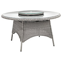 Buy Kettle Weave 144 Round Table Online at johnlewis.com