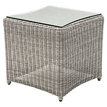 Buy Kettle Wicker Side Table Online at johnlewis.com