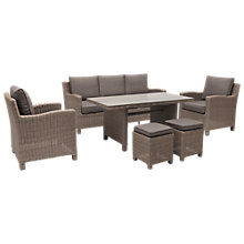 Buy KETTLER Palma Lounge Set with Cover Online at johnlewis.com