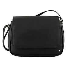 Buy Tula Originals Medium Flap Over Leather Across Body Bag Online at johnlewis.com