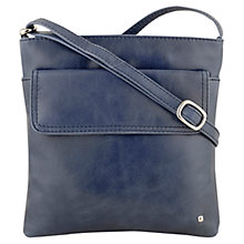 Buy Tula Originals Medium Leather Across Body Bag Online at johnlewis.com