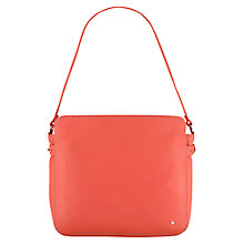 Buy Tula Originals Medium Zipped Leather Shoulder Bag Online at johnlewis.com