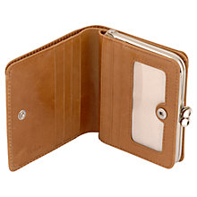 Buy Tula Originals Leather Medium Clip Purse Online at johnlewis.com