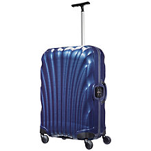 Buy Samsonite Lite Locked Spinner 4-Wheel 69cm Medium Suitcase Online at johnlewis.com