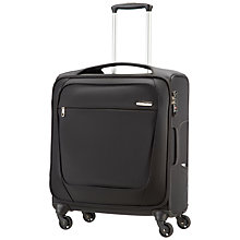 Buy Samsonite B-lite 2 4-Wheel 56cm Cabin Suitcase, Black Online at johnlewis.com