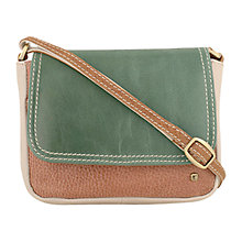 Buy Tula Originals Colour Block Mini Across Body Leather Handbag Online at johnlewis.com