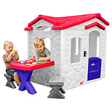 Buy Little Tikes Picnic on the Patio Playhouse Online at johnlewis.com