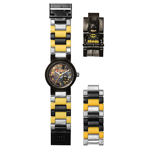 Buy LEGO Batman Watch Online at johnlewis.com
