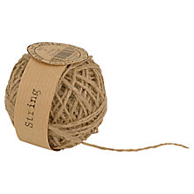 Buy East of India Natural String, Small Online at johnlewis.com