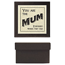 Buy East of India Mum Gift Box, Black Online at johnlewis.com