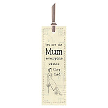 Buy East of India Mum Bookmark Online at johnlewis.com