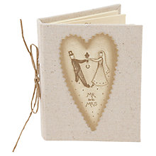 Buy East of India Wedding Record Book Online at johnlewis.com