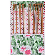 Buy John Lewis Vintage Rose and Spot Knit Roll, Multi Online at johnlewis.com