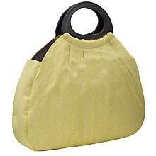 Buy John Lewis Cummersdale Big Sewing Bag, Citrine Online at johnlewis.com