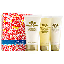 Buy Origins Love Me Ginger Gift Set Online at johnlewis.com