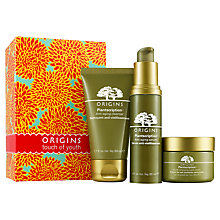 Buy Origins Touch of Youth Plantscription Collection Gift Set Online at johnlewis.com