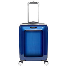 Buy Ted Baker Herringbone 4-Wheel 54cm Cabin Suitcase Online at johnlewis.com