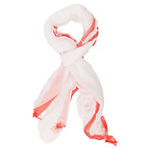 Buy French Connection Donna Scarf Online at johnlewis.com
